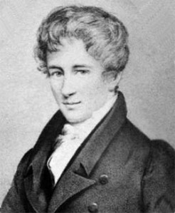 Niels Henrik Abel, for whom 'Abelian groups' are named.